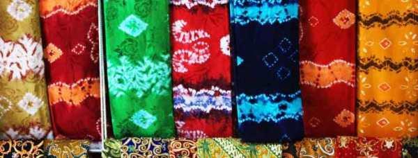Batik Sasirangan dan Penjelasannya  Batik Tulis Indonesia  Aris