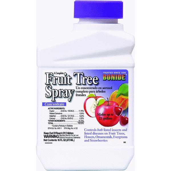 bonide fruit tree spray organic